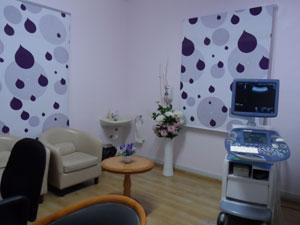 consultation room acuvix